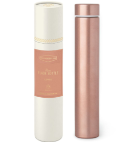 Slim Flask Bottle - Copper