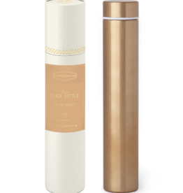Slim Flask Bottle - Gold