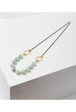 Shapeshifter Necklace In Amazonite