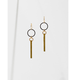 Azibo Geometry Earrings