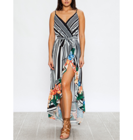 Fionna Wrap Dress