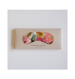 Eye Mask Therapy Pack in Peonies