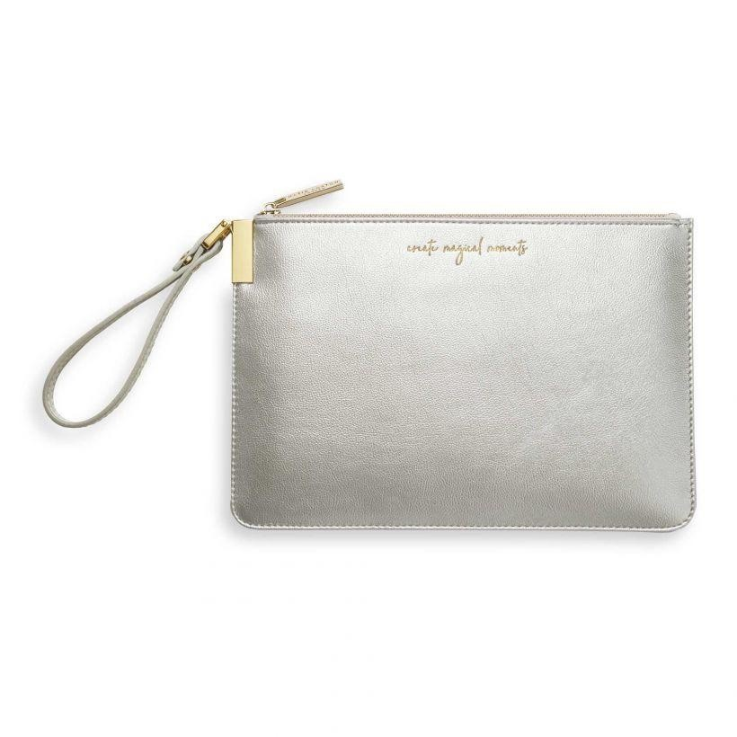 Secret Message Pouch - Create Magical Moments/There's Always Time To Shine