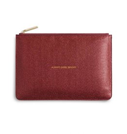 Perfect Pouch - Always Shine Bright