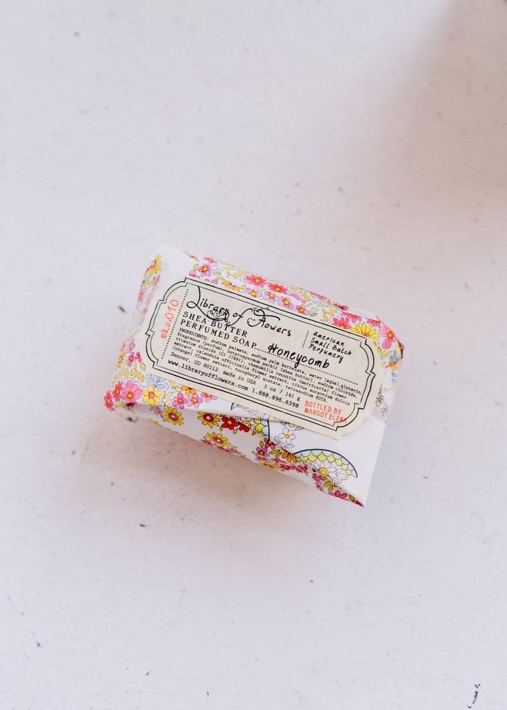 Honeycomb Perfumed Soap