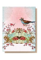 Happy Birthday Beautiful Card
