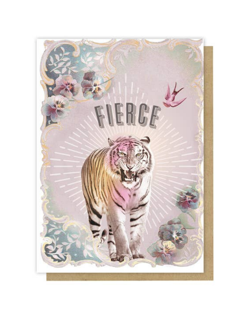 Fierce Card
