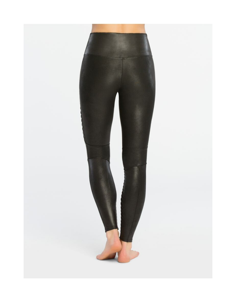 Faux Leather Moto Legging Leggings