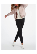 The Perfect Black Pant in Pointe Ankle Leggings
