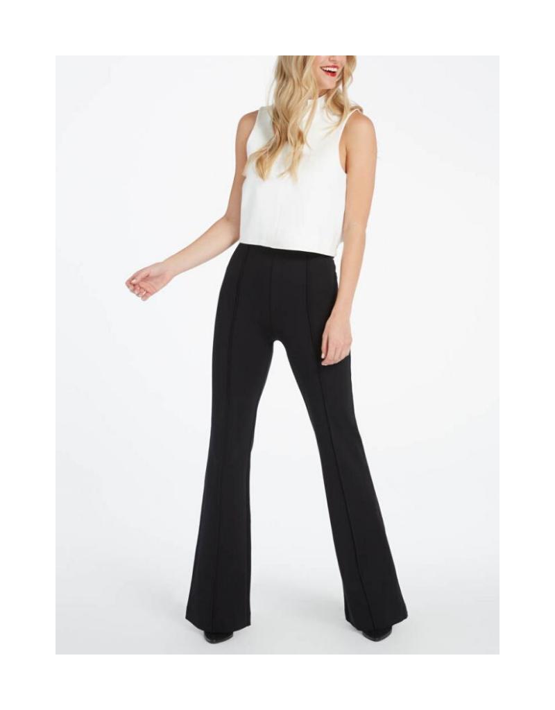 The Perfect Black Pant in Hi-Rise Flare Leggings