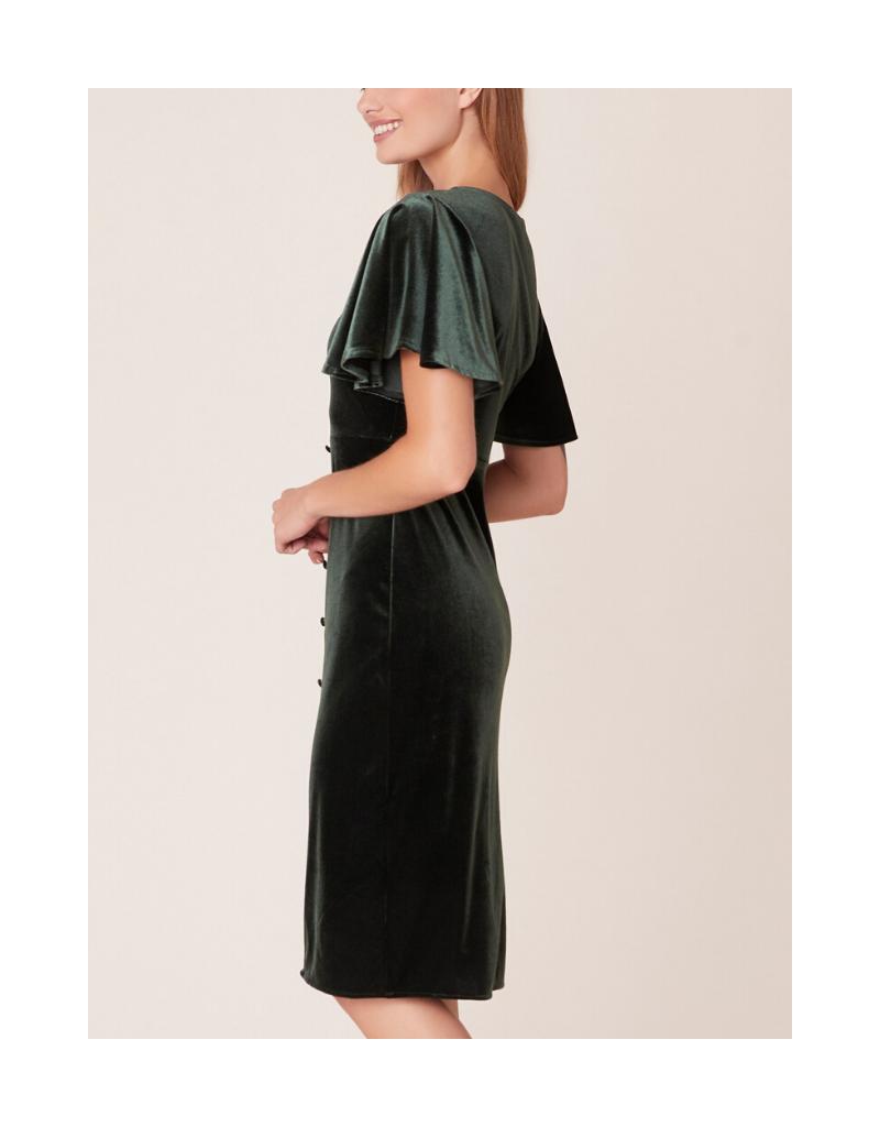 Round Midnight Dress