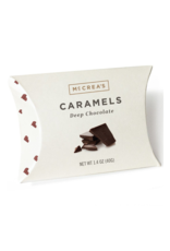 1.4oz Pillows of Deep Chocolate Caramels
