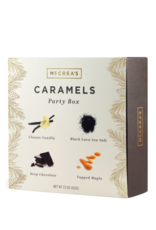 Party Box of 4 Flavors of Caramel