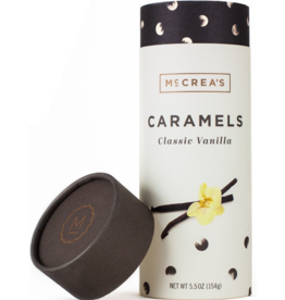 5.5oz Sleeve of Classic Vanilla Caramels