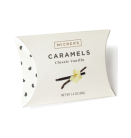 1.4oz Pillows of  Classic Vanilla Caramels