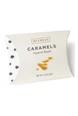 1.4oz Pillows of  Tapped Maple Caramels