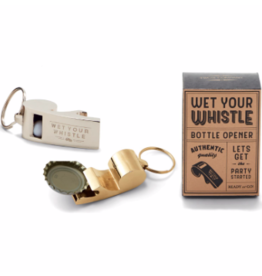 Wet Your Whistle Bottle Opener
