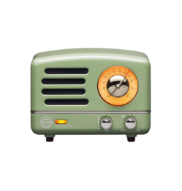 OTR Bluetooth Radio in Mint Green