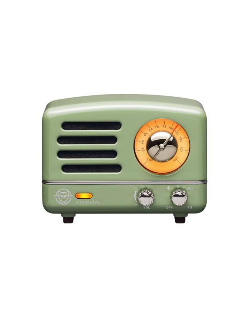 OTR Bluetooth Radio in Mint Green
