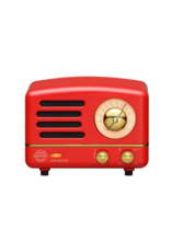 OTR Bluetooth Radio in Red