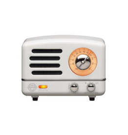 OTR Bluetooth Radio in Chiffon White