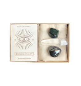 Energy & Vitality Stone Set