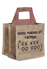Friends & Football Beer Caddy