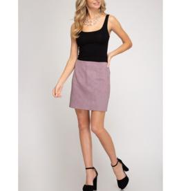 Sara Mini Skirt Skirt