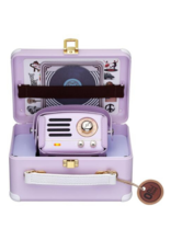 OTR Bluetooth Radio in Purple