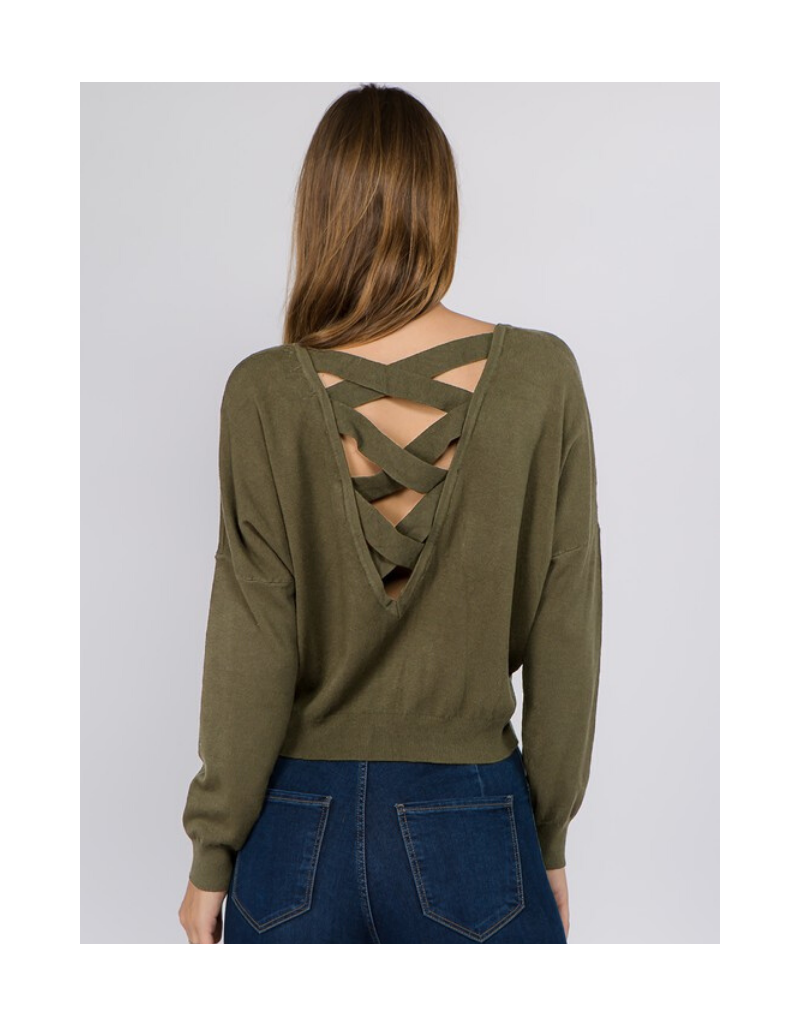 Darya Sweater