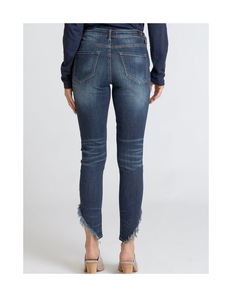 Gisele High Rise Skinny Jeans