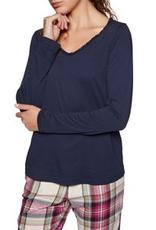 Joules Luna Jersey Pajama Top