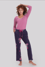Joules Snooze Woven PJ Bottoms