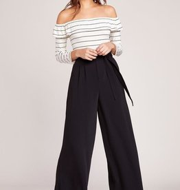 Wide Stride Pants