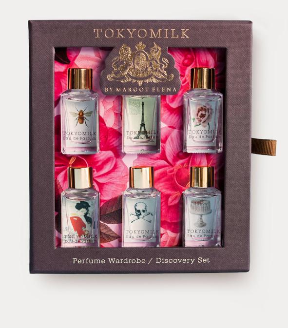 Tokyo Milk Classic Discovery Set