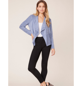 Suede it Out Jacket