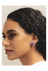 Button Seed Earrings
