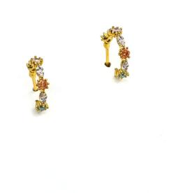 Lucy Stud Earrings