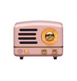OTR Bluetooth Radio in Flamingo Pink