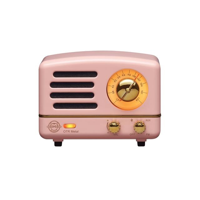 OTR Bluetooth Radio in Flamingo Pink