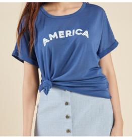 America Graphic Tee