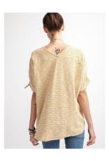 Esmee Knit V-Neck Top