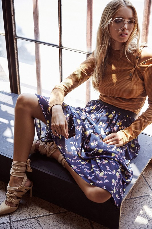 Lorina Skirt