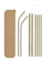 """Designworks""""Wish Upon a Straw"""" Straw Set"""