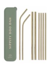 "Designworks""Sippity Doo Dah"" Straw Set"