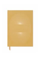 DesignworksRadiant Sun Block Suede Cover Book