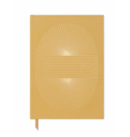 DesignworksRadiant Sun Block Suede Cover Book