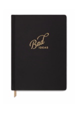 "Designworks""Bad Ideas"" Cloth Cover Book"