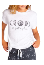 Its Just A Moon Phase Graphic Tee