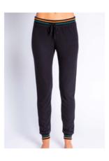 Ciao Bella Banded Black Pant Pants